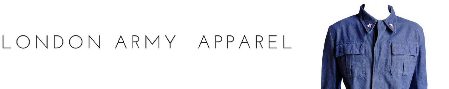 London Army Apparel Start-Up Stories Lost for Words Freelance Copywriter London .png